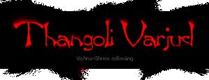 Thangoli Varjud